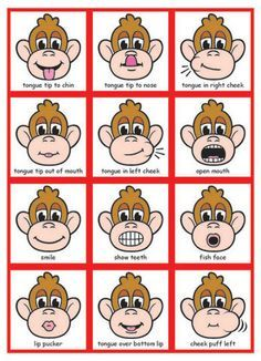 Product samples for MagneTalk Oral-Motor Exercises Looks like good exercises to practice before speech therapy. Articulation Therapy, Articulation Activities, Speech Language Pathology, Speech Therapy Activities, Language Activities, Speech And Language, Toddler Speech Activities, Speech Therapy Posters, Play Therapy