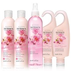 Blushing Cherry Blossom Collection