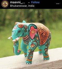 Sketch Painting, Decor Crafts, Elephant, Trials, Instagram, Design, Design Comics, Decoration Crafts, Elephants