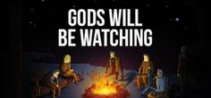 "Gods Will Be Watching is a minimalistic ""point and click thriller"" centered on despair, commitment, and sacrifice as players face intriguing puzzles and tough decisions that will affect their entire crew's wellbeing."