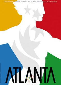 Atlanta 1996 Olympics... The Games that changed my life