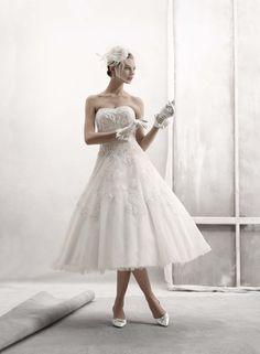 David's Bridal Wedding Dresses: HuffPost Weddings Editors' Picks (PHOTOS)
