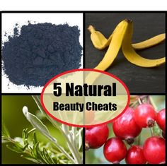 "If you want to look younger, have better skin, more beautiful hair and whiter teeth using only natural ingredients and beauty cheats you may not have heard of, then this is the article for you.  These ""cheats"" will enable you to ditch many"