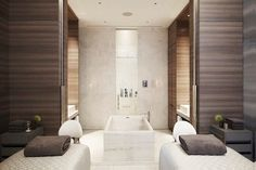 The Park Hyatt's world class spa uses Hope Gillerman's Essential Oil remedies for their therapeutic treatment. Find out more in this Vanity Fair article!
