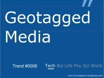 Tech Trends Cards : Geotagged Media #Geotagged #Media #Map #Tendances #Tech