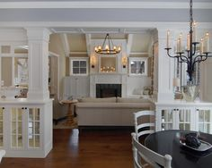 Sitting Area Off Kitchen Design, Pictures, Remodel, Decor and Ideas - page 4