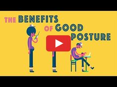 This Amusing Video Might Finally Convince You to Stand Up Straight #posture #tedtalks #health