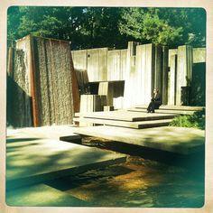 modern landscape Lawrence Halprins Lovejoy Fountain