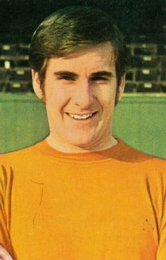 Terry Alcock of Blackpool in 1970.