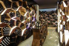 wine cellar Der Weinkeller im Park Hotel Vitznau