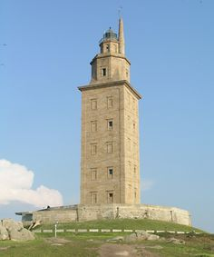 Tower of Hercules (A Coruña Lighthouse)