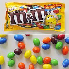 Pin for Later: Ranking M&M's: Which Comes in at No. 1? Peanut M&M's Wondering how Peanut M&M's edged out their dark chocolate analogue? We suspect these are just so good that they can't be improved upon.