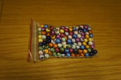 Beads Miracle Beads 6mm Beads Multi Coloured by Makewithlovecrafts, £2.50