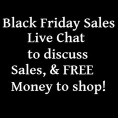 A Company That Pays You Money to Try Free Online Services FREE, Gives You FREE Money  To Go Shopping On Black Friday  http://www.momtraffic.com/Black_Friday_Sales.html