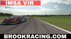 iRacing IMSA Virginia International Raceway (VIR) Ferrari 488 GTE Season 2017