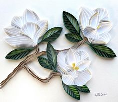 Neli Quilling, Paper Quilling Flowers, Paper Quilling Patterns, Quilled Paper Art, Quilling Paper Craft, Quilling Designs, Paper Crafts, Hobbies And Crafts, Diy And Crafts
