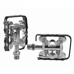 Wellgo mtb bicicleta de montaña pedales de bicicleta de ciclismo de aluminio pedales automáticos