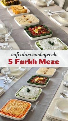 Healthy Snacks, Healthy Recipes, Food Garnishes, Snacks Für Party, Food Decoration, Turkish Recipes, Pasta, Light Recipes, Food Presentation