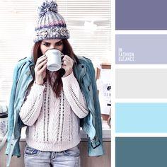 aquamarine, blue, casual, jeans, Leather Jacket, light blue, light purple, pullover, purple, shadows of purple, silver, sweater, winter look.