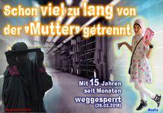 Die Medienberichte sind voll davon. Üble Schlagzeilen über Safia, welche die Gefühle der Menschen in Deutschland manipulieren. Vieles ist einfach nicht wahr oder halbwahr. Egal für die Redaktion u…
