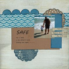 Safe - Scrapbook.com