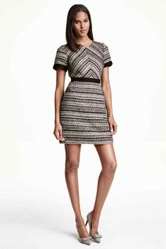 Rochie din ţesătură jacard | H&M