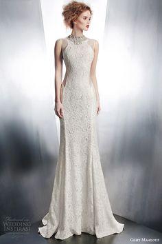 Gemy Maalouf 2015 Wedding Dresses — Part 1 | Wedding Inspirasi