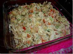 Ensalada de pollo Authentic Mexican Recipes, Mexican Food Recipes, Ethnic Recipes, Mexican Chicken Salads, Mexican Dishes, Chicken Recepies, Chicken Salad Recipes, Healthy Cooking, Cooking Recipes