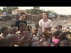 One Direction: Africa Diaries (Part 1)
