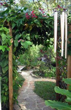 Wonderful Garden Paths Make Attractive Your Garden & 40 Ideas