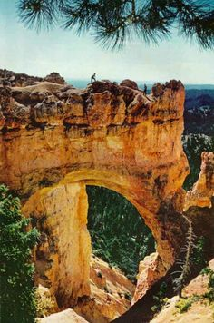 Bryce Canyon, Utah.  I want to go back and hike all over this beautiful spot.  I remember thinking this place was more amazing than the Grand Canyon (which was spectacular).