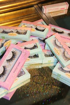 b92032d66a9 House Of Lashes - cruelty free lashes! They're either human hair or  synthetic! No mink!