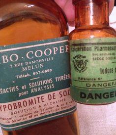 Pharmacy finds FleaingFrance Brocante