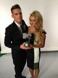 Geordie Shore; Gary Beadle and Charlotte Crosby