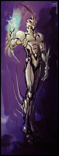 based on his human form >.<