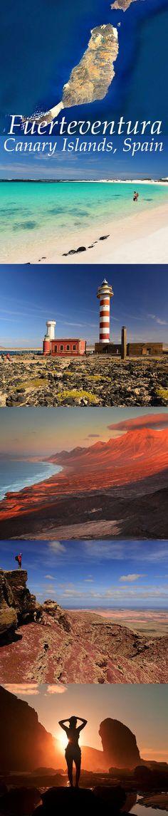 Fuerteventura, Canary Islands, Spain - photos by Saul Santos Diaz