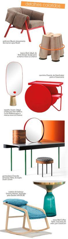 MILAN 2012 - colorful furniture