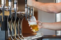 Why you should order beer in a bar if you're trying to lose weight.
