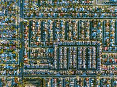 Aerial Photo Of L.A. – by Jeffrey Milstein via @fastcoexist