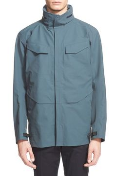 Arc'teryx 'Veilance' Waterproof Field Jacket available at #Nordstrom