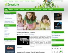 You need a health magazine, sports blog, personal blog … WP-Green Life will be a good choice for you, with simple design, fresh will give you a good feeling, and diversity theme features all free.