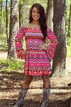 Cupcakes Tunic Dress $32.99 #SouthernFriedChics
