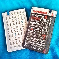 "iPhone Hüllen ""Anker"" & ""Hamburg"""