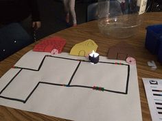 Kindergarten Is Crazy (Fun): Fun with robots! Great #Ozobot party with teacher friends! Thanks #tryazon