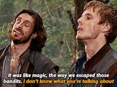 Merlin: Gwaine   Merlin   Gwaine merlin, Merlin fanfiction