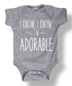 10 Things The Baby's Kicks Are Saying About The Pregnancy - Enterson Baby Outfits, Trendy Baby Clothes, Auntie Baby Clothes, Funny Baby Clothes, Adorable Baby Clothes, Boy Onesie, Baby Girl Onsies, Baby Bodysuit, Everything Baby