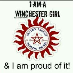 Damn proud of it!