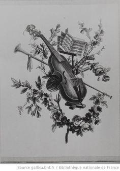 Trophée d'instruments de musique : 7e cahier de trophées / Ranson - 1