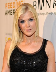 "Polished Alison Sweeney... Top Class... On January 22, 1993, Sweeney first appeared in the role of Samantha ""Sami"" Gene Brady in the NBC soap opera Days of Our Lives�a show of which she was a fan."