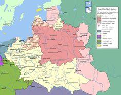Rzeczpospolita voivodships - Grand Duchy of Lithuania - Wikipedia, the free encyclopedia